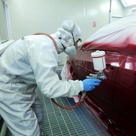 喷漆行业废气处理工程