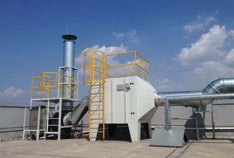 有机化学废气的整治是不能缺乏的一部分-环保工程公司