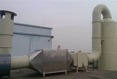 环保设备工程-助你掌握印刷厂有机化学废气整治现况