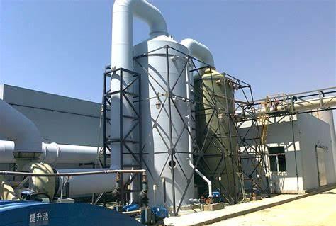 环保工程公司-彩印厂废气催化燃烧装置解决计划方案