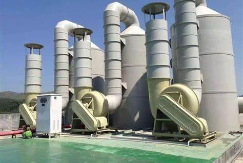 环保设备工程-喷涂废气处理方式