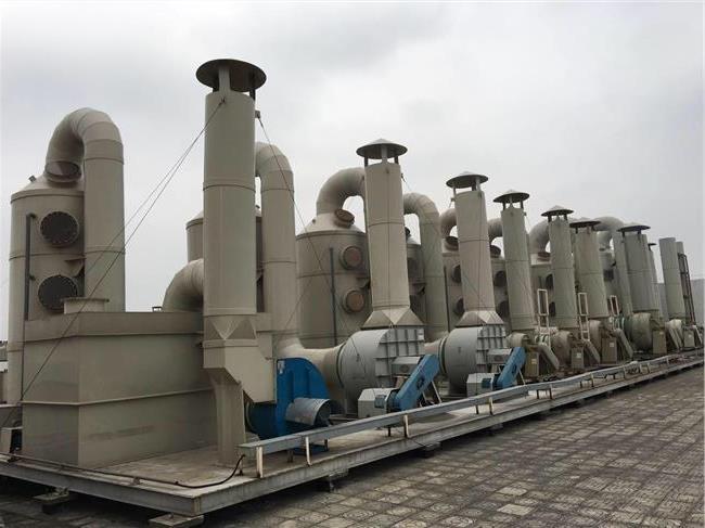 洁净室废气处理设备及方案-惠州环保工程