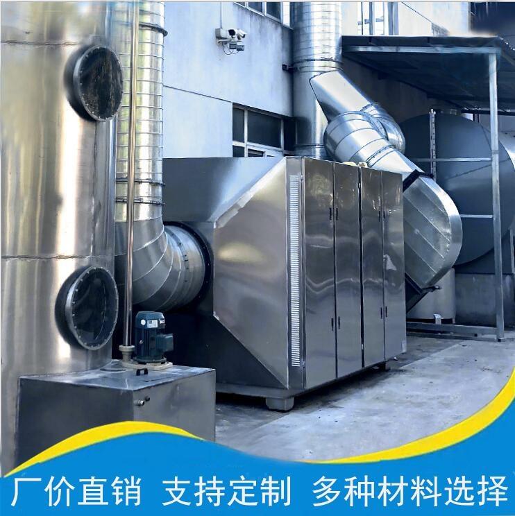 注塑废气处理工程-惠州废气处理方案