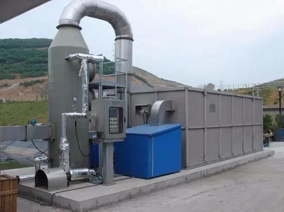 家具行业喷涂VOCs排放与治理-惠州废气处理工程