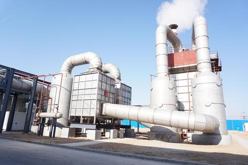 催化燃烧废气处理装置工程构成-惠州环保工程